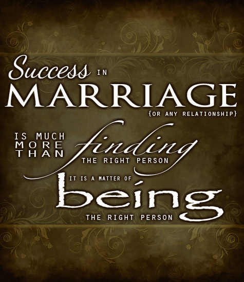 marriage.success