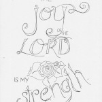 A coloring page… [FREE] for you! {1}