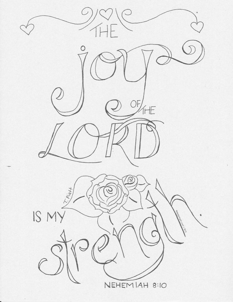 Nehemiah 8-10-coloring