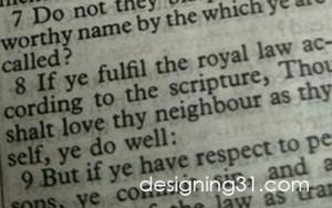 verses in james 2-2